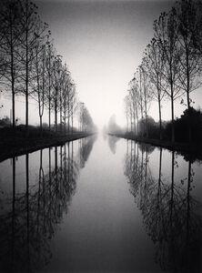 Michael Kenna, 'French Canal, Study 2 - Loir-et-Cher, France. ', 1933