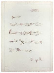 Jim Amaral, 'Love letters ', 1971