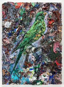 Stephen Earl Rogers, 'Thick Green Parrot ', 2020
