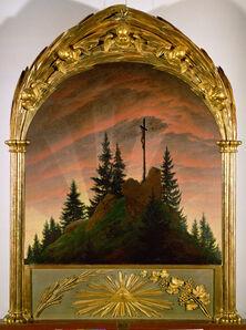 Caspar David Friedrich, 'The Cross in the Mountains', 1807-1808