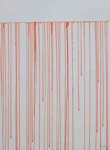 Tsuyoshi Hisakado, 'crossfades #4 / drip (sunset)', 2018