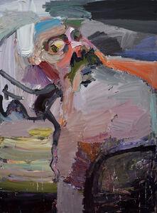 Ben Quilty, 'Self portrait, cloaked', 2015