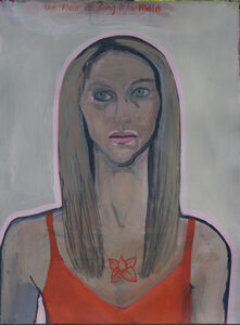Suzy O'Mullane, 'Une Fleur De Sang ', 2017