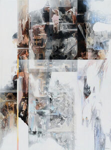 Leo WANG, ' Wisp Stranded Series S4', 2018