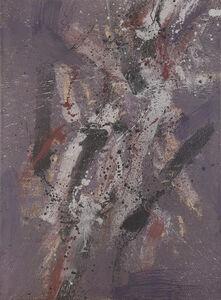 Toti Scialoja, 'Tredici maggio', 1989