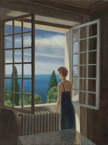 Axel Krause, 'By the Window', 2015