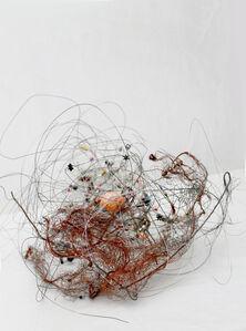 Patricia Belli, 'Alambre decorado 2', 2008