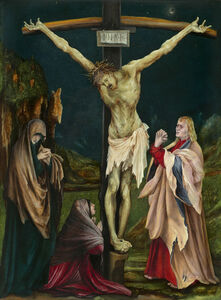 Matthias Grünewald, 'The Small Crucifixion', ca. 1511/1520