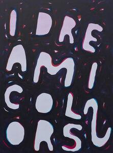 Stefan Marx, 'I Dream In Colors', 2019