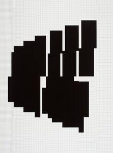 Attila Kovács, 'coordination P3-5-1974', 1974