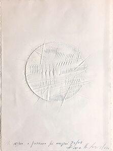 Arnaldo Pomodoro, 'Untitled', 1977-1978