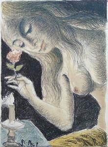 Paul Delvaux, ' The Siren | La Sirène', 1969