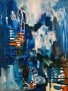 Cynthia Brown, 'Mockingbird Rain #2', 2020
