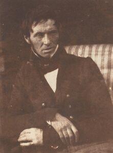 Hill & Adamson, 'Patrick Boyle Mure Macredie', 1843-1847