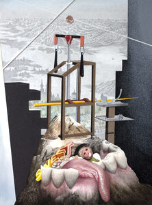 Santiago Talavera, 'Sweet Death', 2014