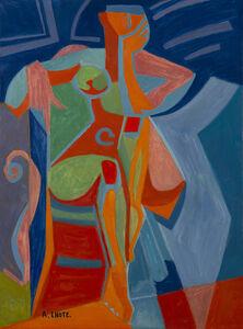 André Lhote, 'Nu égyptien', 1953-1954