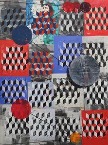 Hendrik Zimmer, 'o.T. (Again for ever)', 2016
