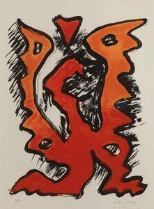Man Ray, 'Mitologia Moderna II', 1969