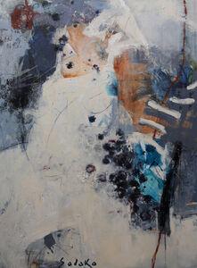 Sadako Lewis, 'Shimei #45 Feelings of Jazz', 2019