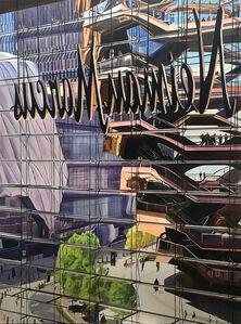 Allan Gorman, 'The Shops at Hudson Yards', 2019