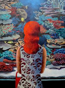 Didier Lourenço, 'The aquarium', ca. 2020