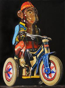 Don Jacot, 'Monkey Business', 2014