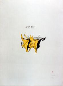 Thomas Schütte, 'Silly Lilies', 1995