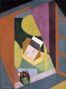 Jean Metzinger, 'Landscape with Open Window', 1915