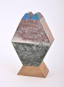 Matt Rich, 'Head (Front)', 2015