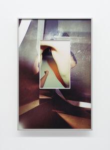 B. Ingrid Olson, 'Run-on, fold and split', 2020
