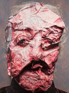 Amanda Davies, 'Crushing, self portrait', 2019