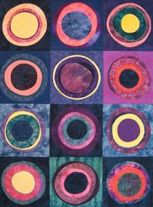 Carol Schepps, 'Brilliant Suns Series: Luminous Suns'