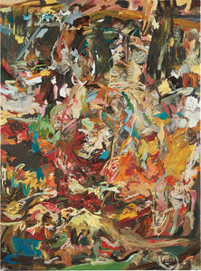 Cecily Brown, 'The Crab and Lizard', 2012