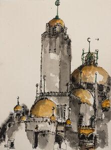 PAUL NICKSON ATIA, 'Sultan Suleiman Mosque', 2016