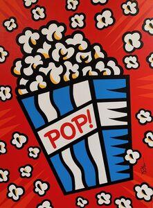 Burton Morris, 'Pop!'