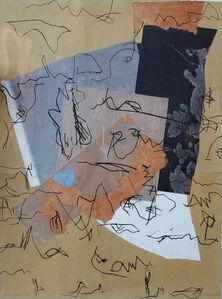 Francine Simonin, 'Écritures II', 2000