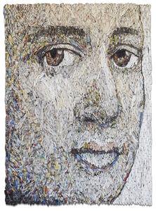 Gugger Petter, 'Male Portrait #1', 2017