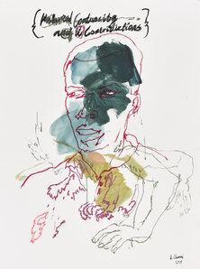 Kudzanai Chiurai, 'Untitled X (Contradictions)', 2019