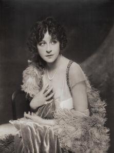 Alfred Cheney Johnston, 'Fanny Brice'
