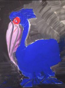 Rainer Fetting, 'Pelican', 1991