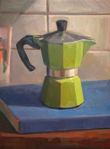 Felice House, 'Bialetti (Coffee Pot)', 2020