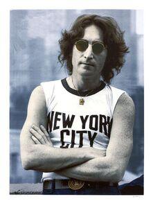 Bob Gruen, 'John Lennon', 2014