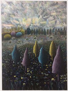 David Brian Smith, 'High', 2017