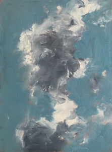 Peter Schroth, 'Small Cloud 1', 2018