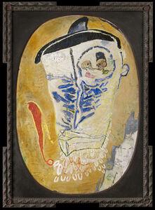 Stephen Goddard, 'Kabuki Head', 2014