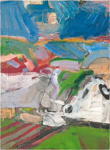 Richard Diebenkorn, 'Berkeley #63', 1956