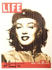 Adrian Rumbaut, 'Marilyn: Life', 2012