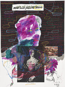 Kudzanai Chiurai, 'Untitled XII (Must have Political Content)', 2019