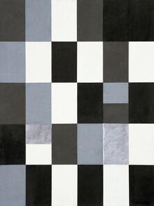 Sophie Taeuber-Arp, 'Duo Collage', 1918