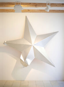 Mark Handforth, 'Silver Star', 2004